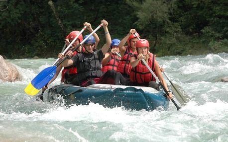 Slovinsko, adrenalin na vodě a v horách: zájezd rafting, via ferrata, Bled, Slovinsko, autobusem, polopenze