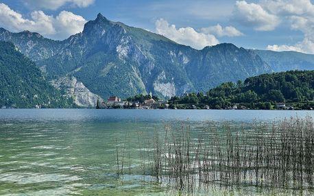 Ferratový víkend na stěnách Mahdgupf a Donerkogel Rakousko, Salzbursko, Rakousko, autobusem, polopenze
