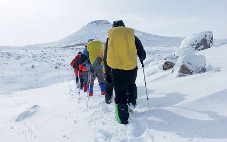 Tyrolsko na sněžnicích - Rakousko, Kitzbühelské alpy:: zájezd sněžnice, Tyrolsko, Rakousko, autobusem, polopenze