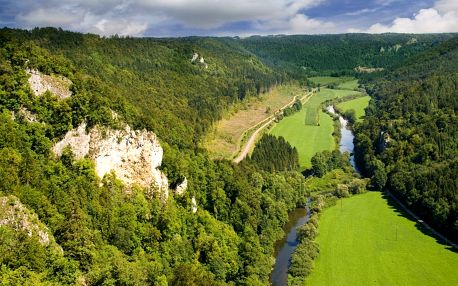 Podunajská stezka 4 dny in line a Gurmánské zážitky, Horní Rakousy, Rakousko, autobusem, polopenze