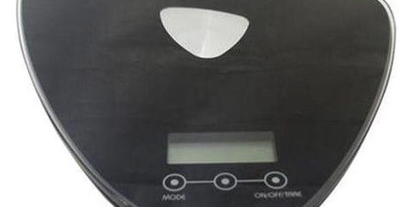 Digitální kuchyňská váha Clock