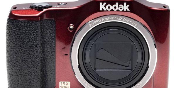 Digitální fotoaparát Kodak FZ152 (819900012316) červený5