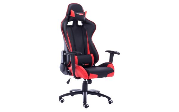 ADK Trade s.r.o. Kancelářská židle ADK Runner, červeno-černá