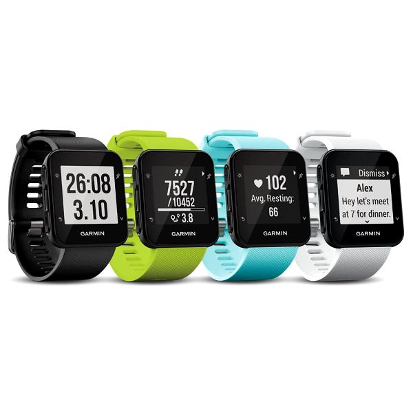 GPS hodinky Garmin Forerunner 35 (010-01689-13) bílé2