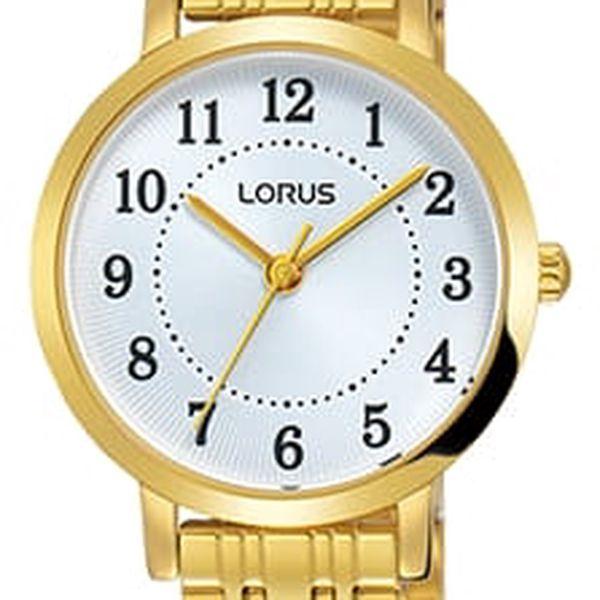 Lorus RG260MX9 + nůž, pojištění hodinek, doprava ZDARMA, záruka 3 roky