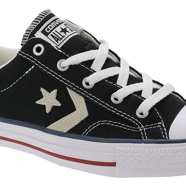 Converse Tenisky Star Player Ox Black/Milk 42