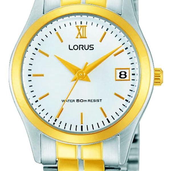 Lorus RH770AX9 + nůž, pojištění hodinek, doprava ZDARMA, záruka 3 roky