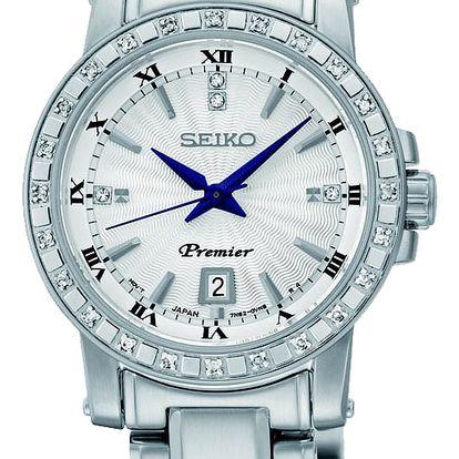 Seiko SXDG57P1 + nůž, pojištění hodinek, doprava ZDARMA, záruka 3 roky