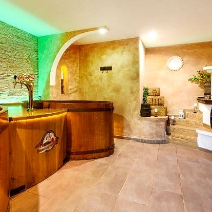 3denní wellness pobyt pro 2 s polopenzí v hotelu Beskyd**** v Beskydech