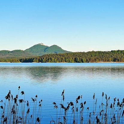 Máchovo jezero v 3* hotelu v populárním středisku Doksy s vířivkou, polopenzí a dalšími příjemnými bonusy