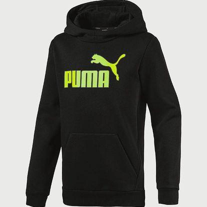 Mikina Puma ESS No.1 Hoody, FL Černá