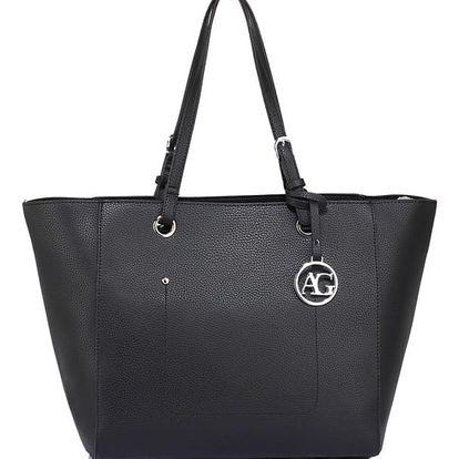 Dámská černá kabelka Meredit 532