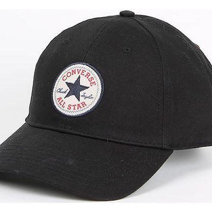 Kšiltovka Converse Core Cap Černá
