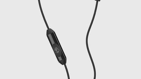 Sluchátka Skullcandy RIFF IN-EAR W/MIC 1 BLACK Černá