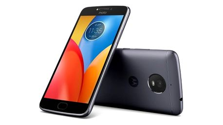 Lenovo Moto E4 Plus IRON GRAY + Powerbanka 10 000 mAh