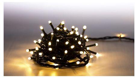 Marimex Řetěz světelný 200 LED - teplá bílá - 18000070