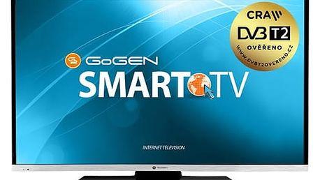 Televize GoGEN TVF 48N384 STWEB černá + DOPRAVA ZDARMA