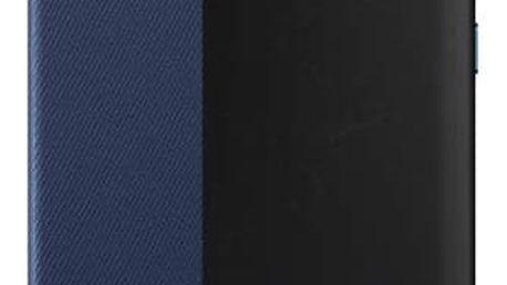 Pouzdro na mobil flipové Huawei Smart View pro P10 Lite (51991908) modré + Doprava zdarma