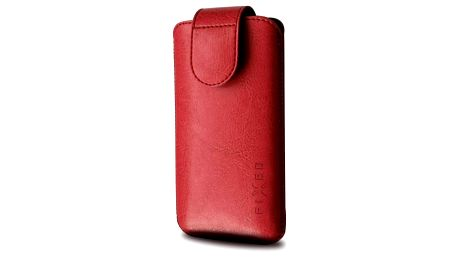 "Pouzdro na mobil FIXED Sarif 5XL (vhodné pro 5"" - 5,2"") (RPSFM-011-5XL) červené + Doprava zdarma"