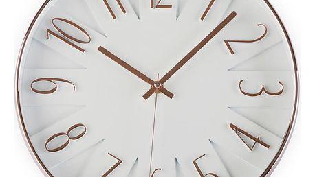 Nástěnné hodiny Versa, 30cm - doprava zdarma!