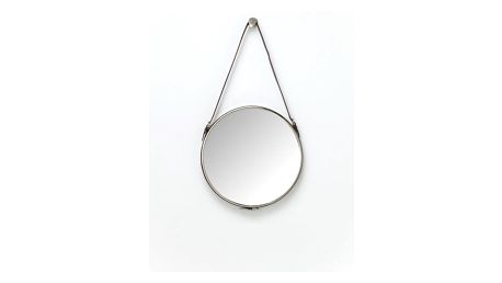 Nástěnné zrcadlo Kare Design Hacienda,Ø41cm - doprava zdarma!