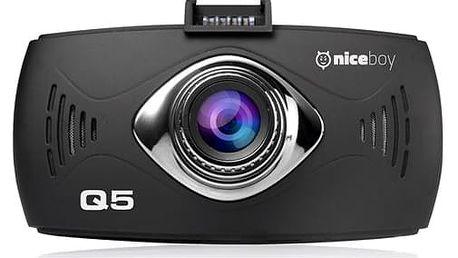 Autokamera Niceboy Q5 (q5) černá
