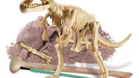 Sada pro malé badatele Dinosaurus - Vykopej si kostru!