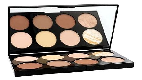 Makeup Revolution London Ultra Contour Palette 13 g korektor W