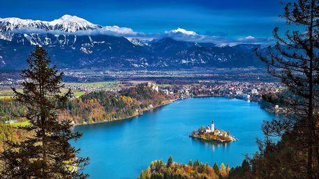 Poznejte Slovinsko od Triglavu k moři s průvodcem