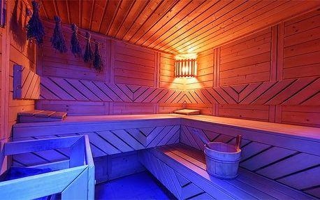 4denní wellness pobyt na Silvestra pro 2 s polopenzí v hotelu Tatra*** v Novém Bydžově