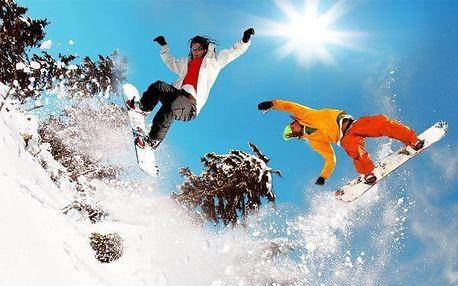 Jednodenní zájezd pro 1 za lyžováním v rakouském Hochfichtu