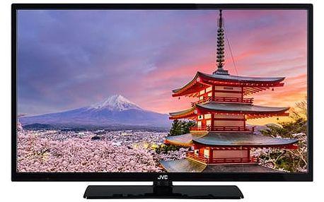 Televize JVC LT-43VF42J černá + DOPRAVA ZDARMA