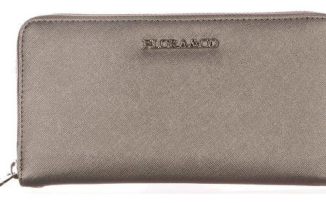 Flora&co Dámská peněženka s organizérem luxusní