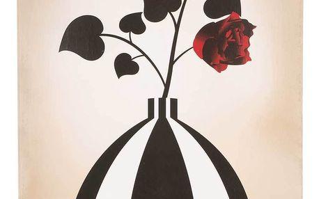 Obraz na stěnu - Black & Red Roses