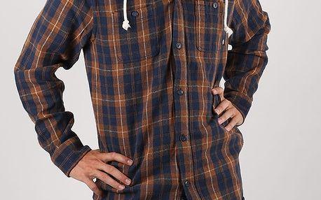 Košile Vans MN LOPES DRESS BLUES Barevná