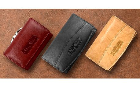 Elegantní dámské peněženky Money Maker