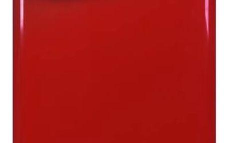 Chladnička Amica VT 862 AR červená + Doprava zdarma