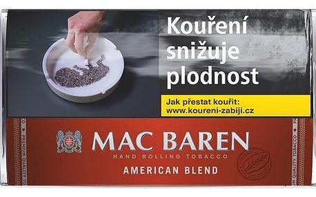 Tabák cigaretový Mac Baren American Blend 30g SO