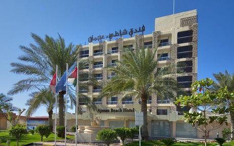 Spojené arabské emiráty - Ajman na 8 dní, snídaně s dopravou letecky z Prahy