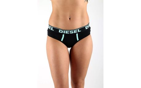Kalhotky Diesel Ufpn-Oxi Und Panties Černá