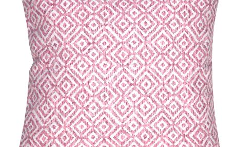 Albani povlak na polštářek Kos růžová, 48 x 48 cm