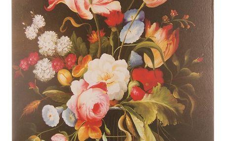 Obraz na stěnu - Květy ve váze