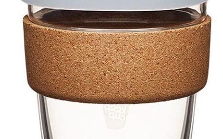 Cestovní hrnek s víčkem KeepCup Brew Cork Edition Fika, 340 ml - doprava zdarma!