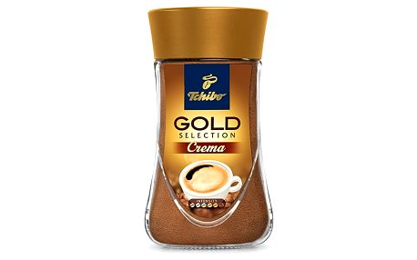 Káva Tchibo Gold Selection Crema 180g