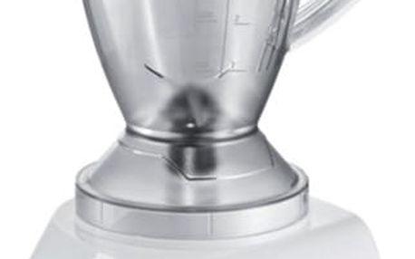 Stolní mixér Bosch MMB21P0R bílý/červený