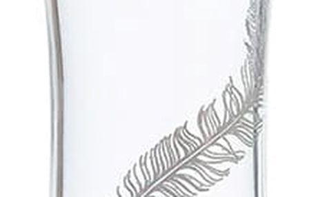 EQUA láhev skleněná 550ml - Squeeze Feather