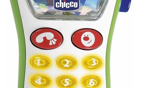 CHICCO Vibrující telefon s fotoaparátem