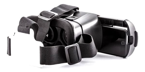 Brýle pro virtuální realitu včetně poštovného