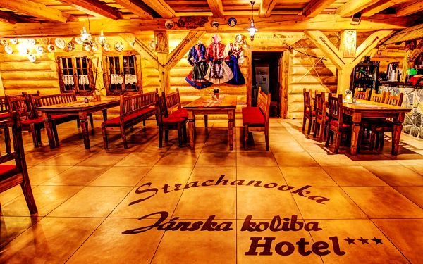 Hotel Strachanovka