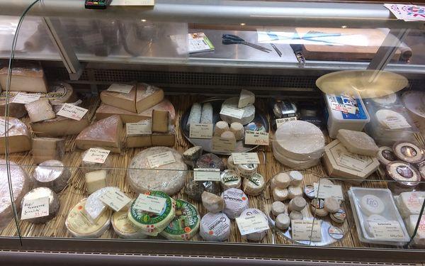 Francouzská sýrárna